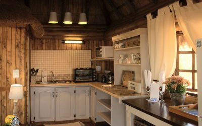 Why consider a self-catering game lodge