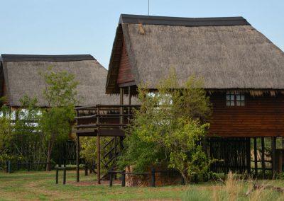 Log Cabins exterior