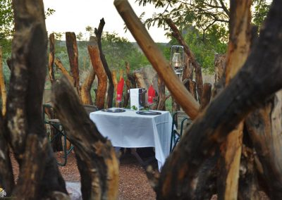 Safari Tent Private Boma
